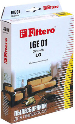Пилозбірник FILTERO LGE 01 Эконом - зображення 1