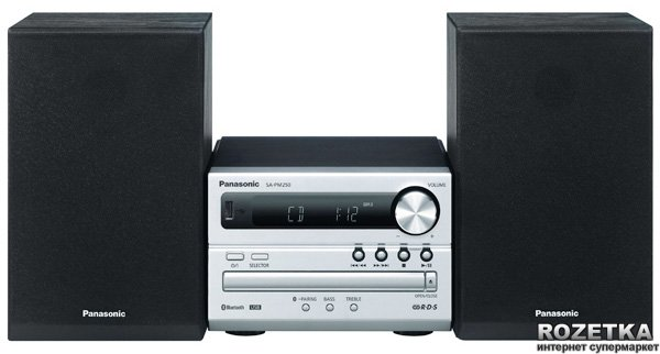 Panasonic SC-PM250EE-S - изображение 1