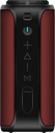 Акустична система 2E SoundXTube TWS, MP3, Wireless, Waterproof Red (2E-BSSXTWRD) - зображення 1