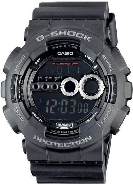 Мужские часы CASIO GD-100-1BER - изображение 1