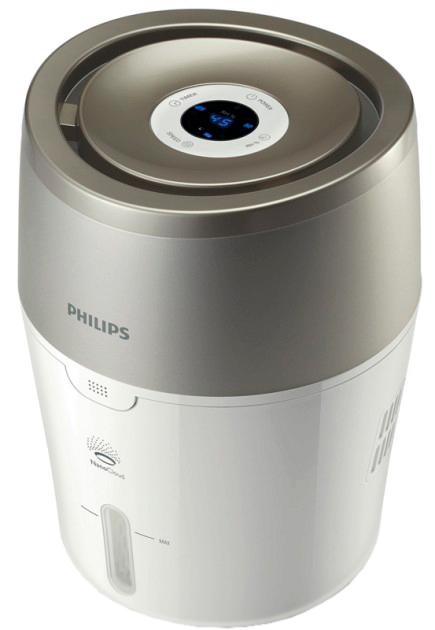 Увлажнитель воздуха Philips Safe&clean NanoCloud HU4803/01 - изображение 1