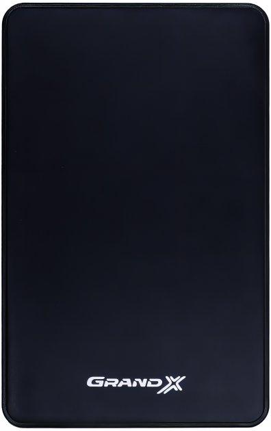 "Внешний карман Grand-X для HDD 2.5"" USB 2.0 (HDE22) - изображение 1"