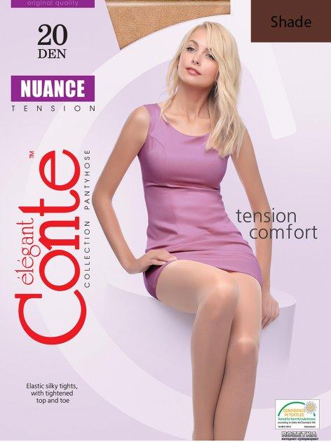 Колготки Conte Nuance 20 Den 6 р Shade -4810226003305 - изображение 1
