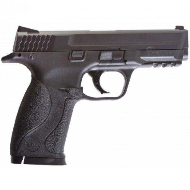 Пистолет пневматический KWC KM48 (Smith&Wesson M&P-40) - зображення 1