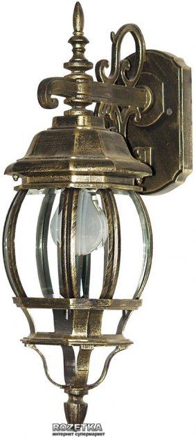 Настенный уличный светильник Brille GL-02 AМ AB (141013) - изображение 1