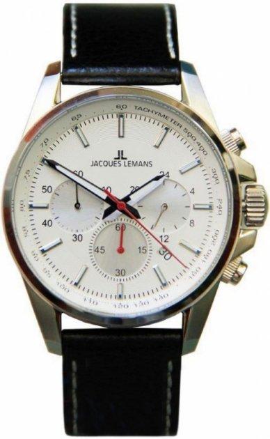 Мужские часы JACQUES LEMANS 11-1660A - изображение 1