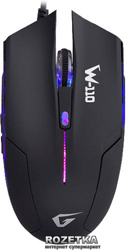 Мышь Gemix W-110 USB Black - изображение 1
