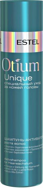 Шампунь-активатор росту волосся Estel Professional Otium Unique 250 мл (4606453046969) - зображення 1