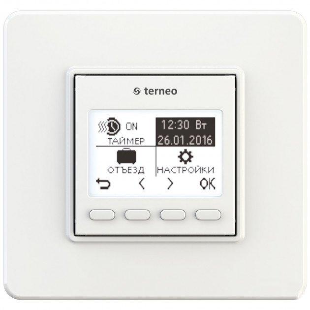 Терморегулятор TERNEO PRO White - изображение 1