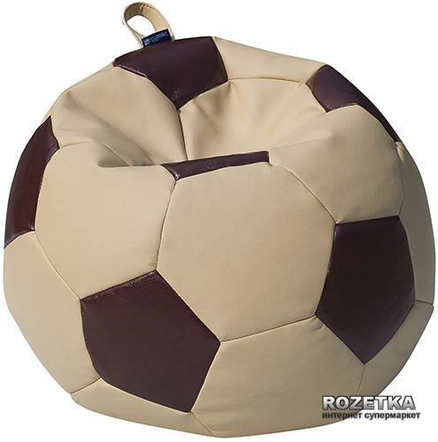 Крісло-М'яч Примтекс Плюс Fan H-2201/H-2221S XL Beige-Brown (ordf) - зображення 1