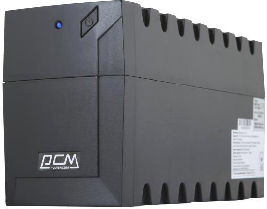 ДБЖ Powercom RPT-600A Schuko - зображення 1