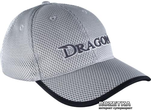 Кепка Dragon Сендвіч Світло-сіра (TCH-90-011-01) - зображення 1