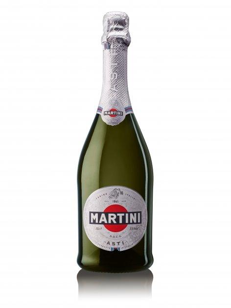 Вино игристое Martini Asti белое сладкое 0.75 л 7.5% (8000570435402) - изображение 1