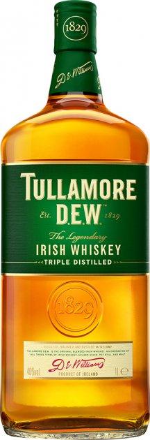 Виски Tullamore Dew Original 1 л 40% (5011026108019) - изображение 1