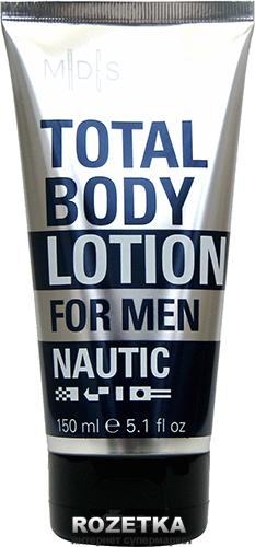 Лосьйон для рук і тіла Mades Cosmetics Nautic для чоловіків 150 мл (8714462088088) - зображення 1