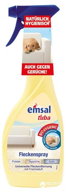 Пенный пятновыводитель для ковров Emsal Tuba 500 мл (4001499016165) - изображение 1