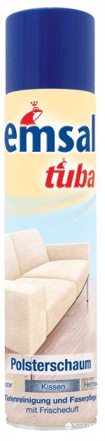 Піна очищаюча для м'яких меблів Emsal Tuba 300 мл (4001499016011) - зображення 1