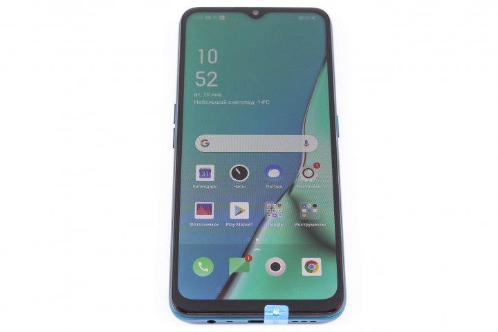 Мобільний телефон OPPO A9 2020 4/128GB 1000006307393 Б/У - изображение 1