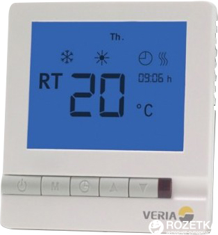 Терморегулятор Veria Control T45 (189B4060) - зображення 1
