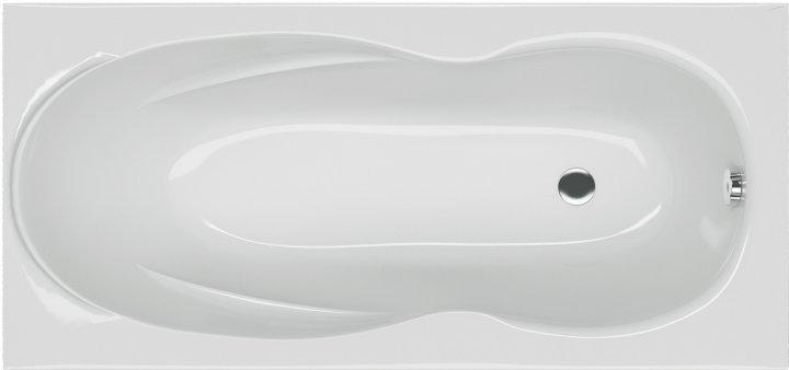Ванна акрилова прямокутна KOLLER POOL Olimpia 150х70 - зображення 1