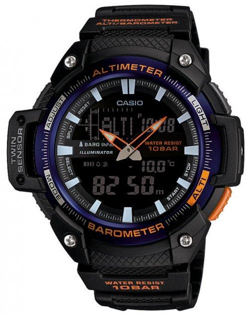 Чоловічий годинник CASIO SGW-450H-2BER - зображення 1