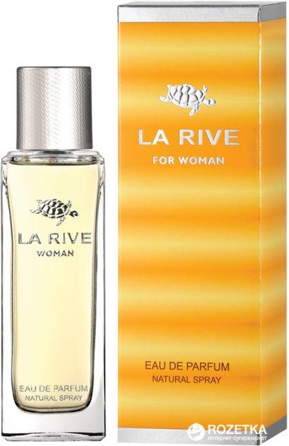 Парфюмированная вода для женщин La Rive Woman 90 мл (5906735232066) - изображение 1