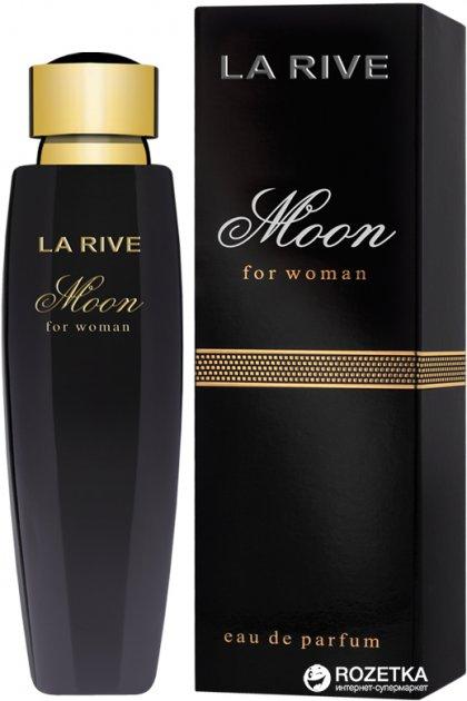 Парфюмированная вода для женщин La Rive Moon 75 мл (5906735232561) - изображение 1