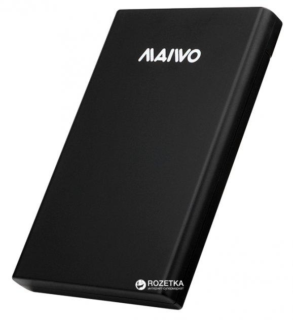 """Внешний карман Maiwo для HDD 2.5"""" USB 3.0 K2568 Black - изображение 1"""