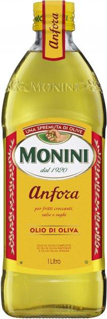 Оливковое масло Monini Anfora 1 л (80053873) - изображение 1