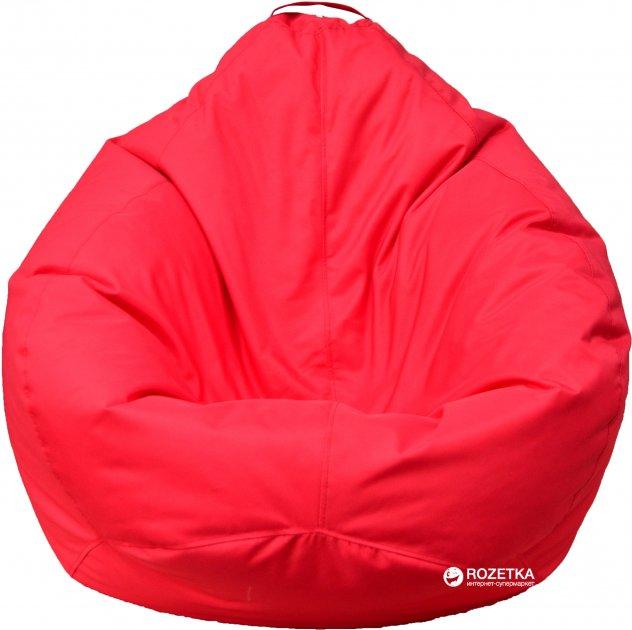 Крісло-Груша Примтекс Плюс Tomber OX-162 M Red - зображення 1