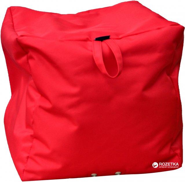 Пуф Примтекс Плюс OX-162 Red (ordf) - зображення 1