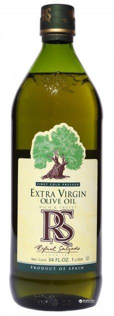 Оливковое масло Rafael Salgado Extra Virgin 1 л (8420701102018) - изображение 1