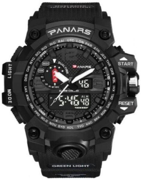 Чоловічі годинники SANDA PANARS BLACK (4405) - зображення 1