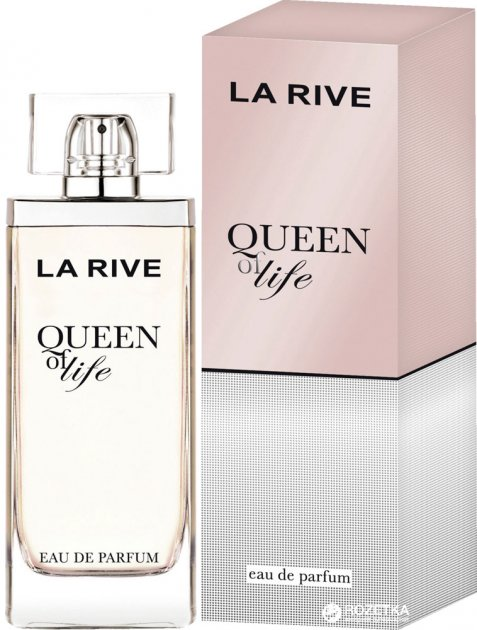 Парфюмированная вода для женщин La Rive Queen Of Life 75 мл (5901832061182) - изображение 1