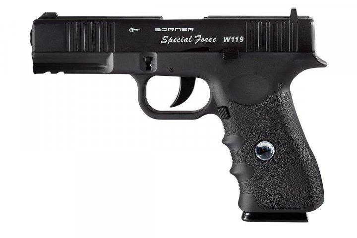 Пневматичний пістолет Borner Special Force W119 - зображення 1