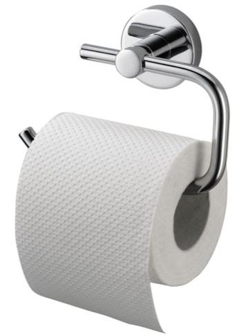 Тримач туалетного паперу HACEKA Kosmos (402314) - зображення 1