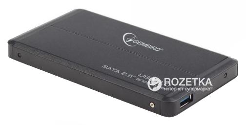 """Зовнішній карман Gembird для HDD 2.5"""" USB 3.0 (EE2-U3S-2) - зображення 1"""