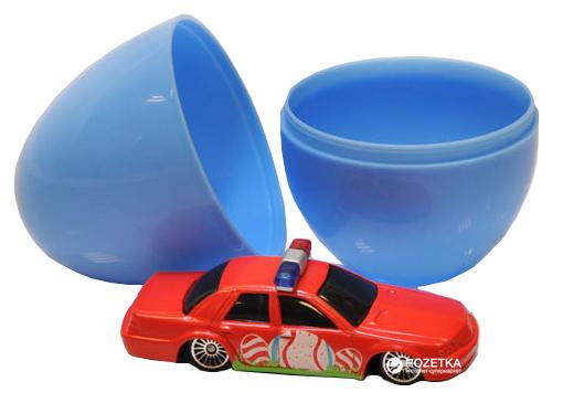 Яйцо-сюрприз Maisto с металлической автомоделью (14049) - изображение 1