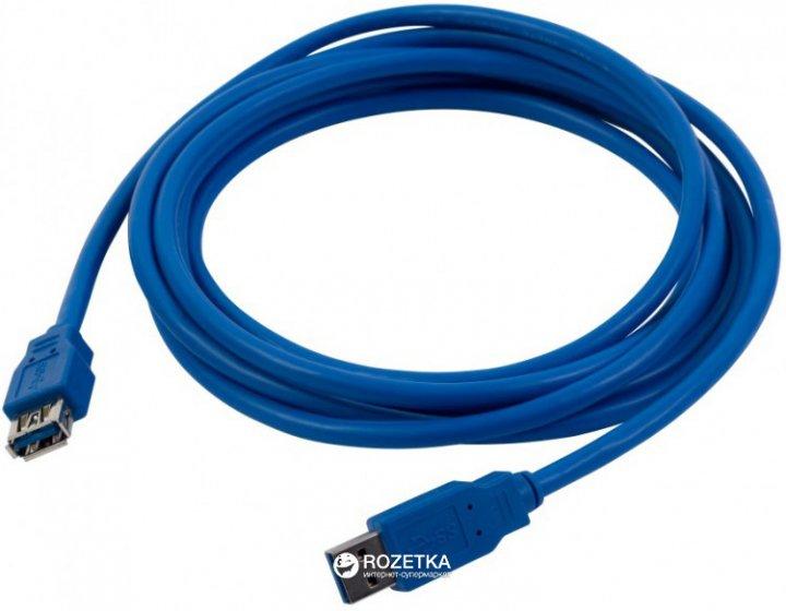 Кабель Patron USB 3.0 AM - AF 3 м (CAB-PN-AMAF3.0-3M) - изображение 1