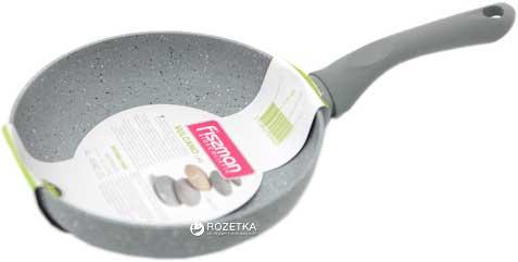 Сковорода Fissman Vulcano 20 см (AL-4940.20) - изображение 1