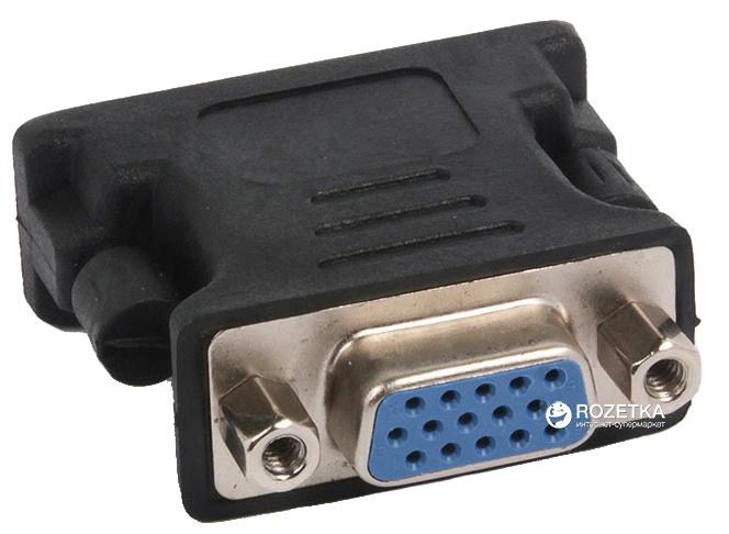 Перехідник Ultra DVI-I - VGA (UC001) - зображення 1