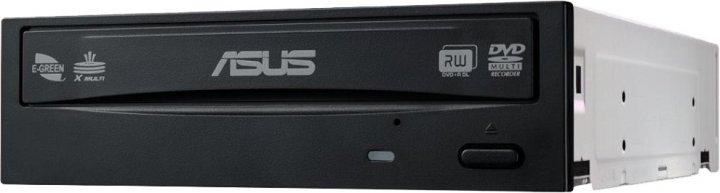 Оптичний привід Asus DVD±R/RW SATA Bulk Black (DRW-24D5MT/BLK/B/AS) - зображення 1