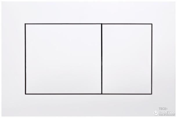 Панель смыва TECE TECEnow White 9240400 - изображение 1