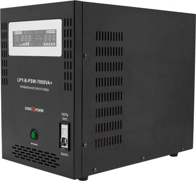 LogicPower для котлів LPY-B-PSW-7000VA+ (5000 Вт) 10A/20A 48В (LP6616) - зображення 1
