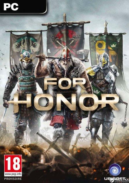 For Honor для ПК (PC-KEY, русская версия, электронный ключ в конверте) - изображение 1