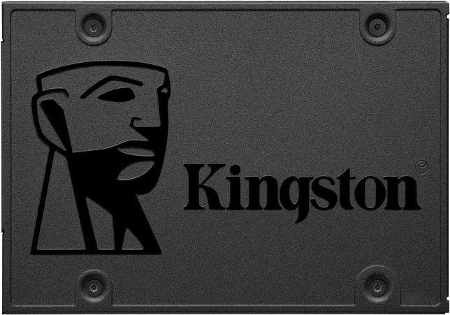 "Kingston SSDNow A400 120GB 2.5"" SATAIII 3D TLC (SA400S37/120G) - изображение 1"