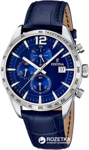 Мужские часы FESTINA F16760/3 - изображение 1