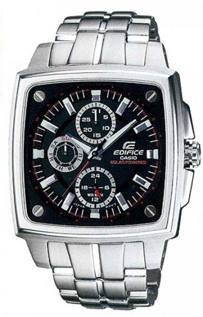 Мужские часы Casio EF-331SB-1AVDF - изображение 1