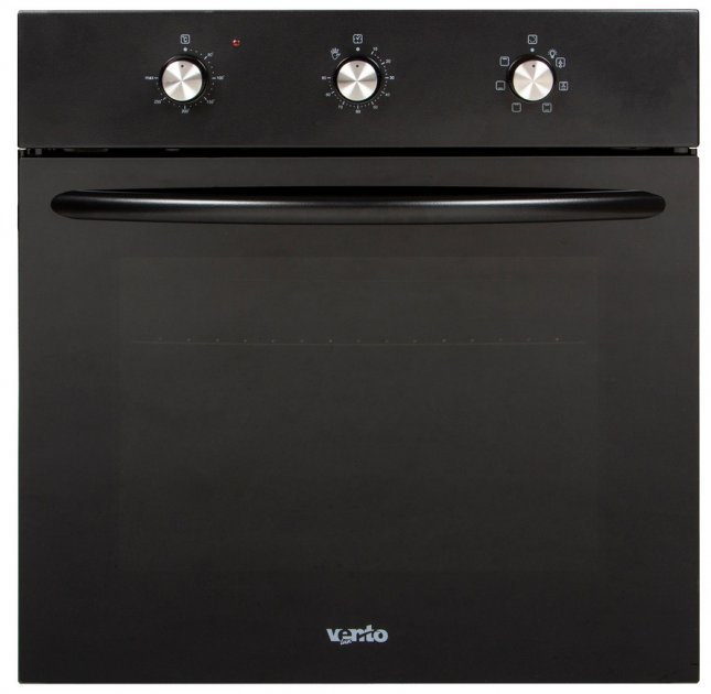 Духовой шкаф электрический Ventolux NERO - изображение 1