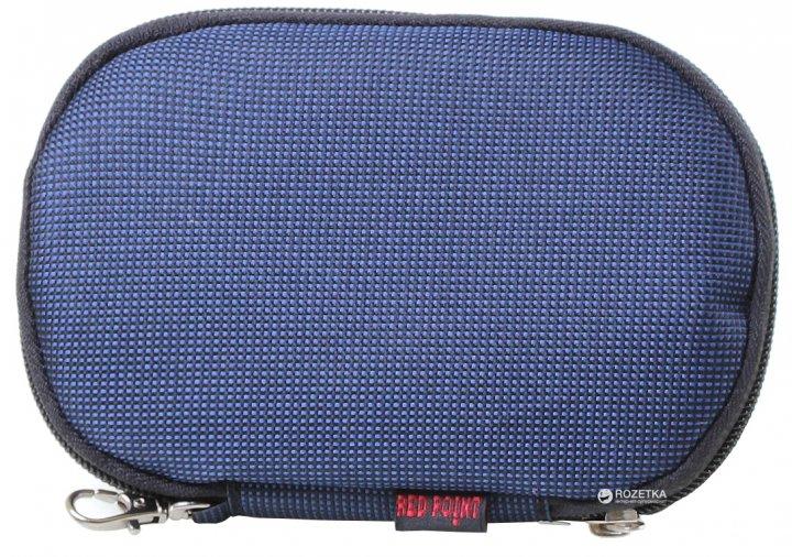 Чехол для мыши RedPoint универсальный Blue (УМ.00.Н.45.00.000) - изображение 1
